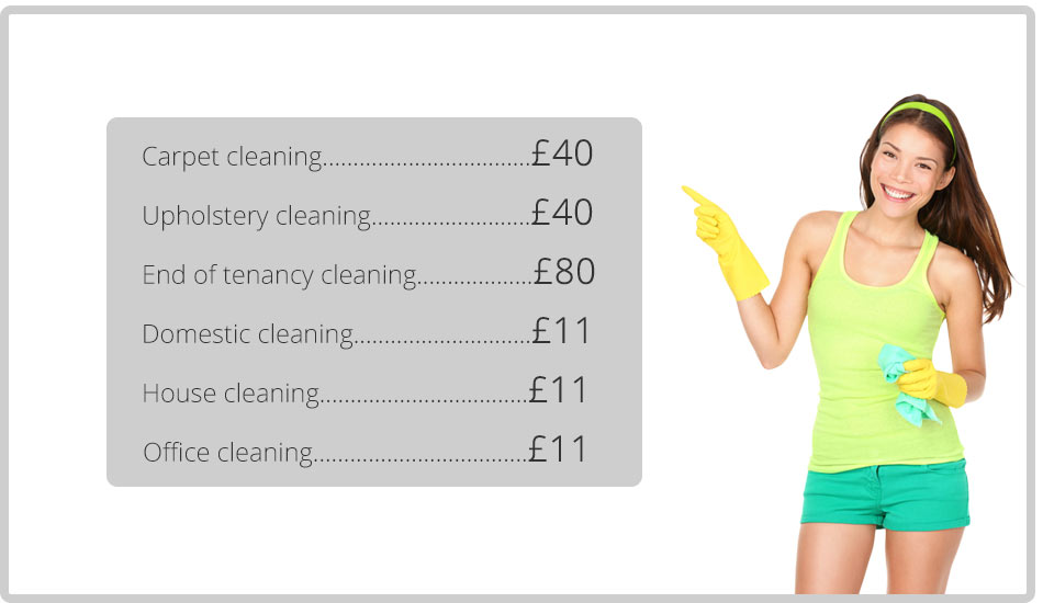 exclusive offer for house cleaning service across sw1x district